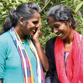 Sandhya and Marina