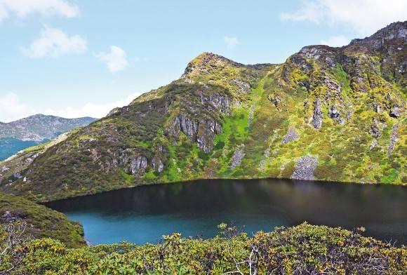 Bhagajang: A High-Altitude Wetland In Tawang