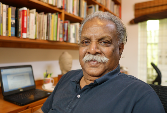 Meet S.Theodore Baskaran