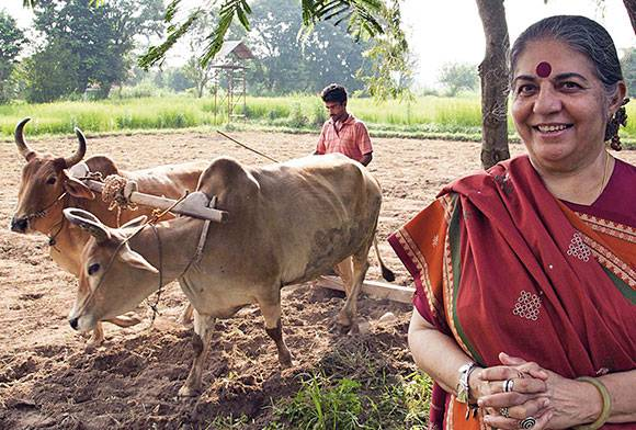 Meet Vandana Shiva