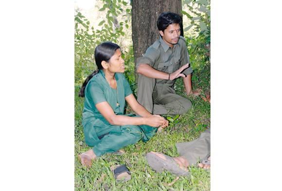 Latha And Aneesh