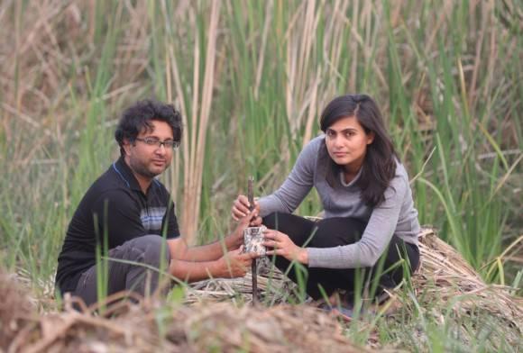 Meghna Banerjee and Suvrajyoti Chatterjee